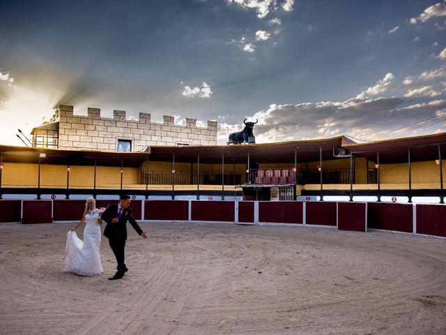 La boda de Oliver y Vanessa en Madrid, Madrid 42