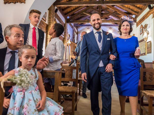 La boda de Borja y Eva en Madrid, Madrid 6