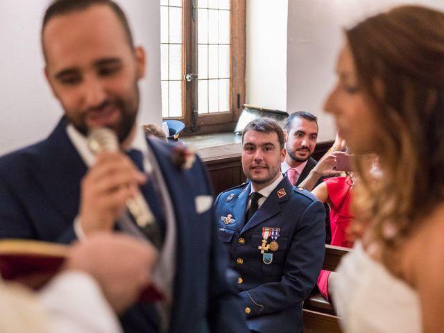 La boda de Borja y Eva en Madrid, Madrid 9
