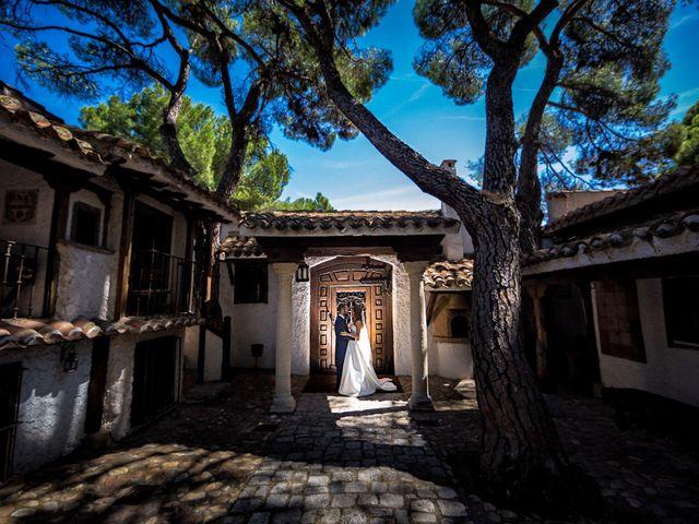 La boda de Eva y Borja