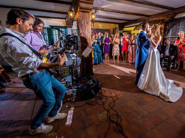 La boda de Borja y Eva en Madrid, Madrid 12
