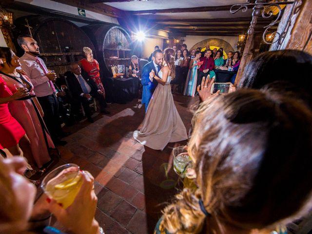 La boda de Borja y Eva en Madrid, Madrid 13