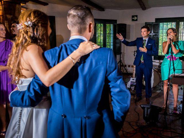 La boda de Borja y Eva en Madrid, Madrid 14