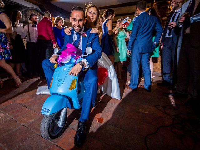 La boda de Borja y Eva en Madrid, Madrid 16