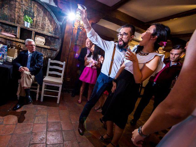 La boda de Borja y Eva en Madrid, Madrid 18