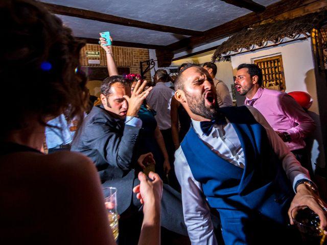 La boda de Borja y Eva en Madrid, Madrid 22