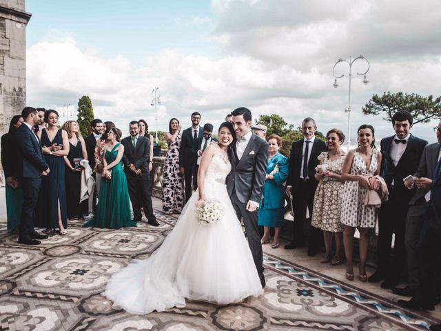 La boda de Miguel y Lonalyn en Santander, Cantabria 20