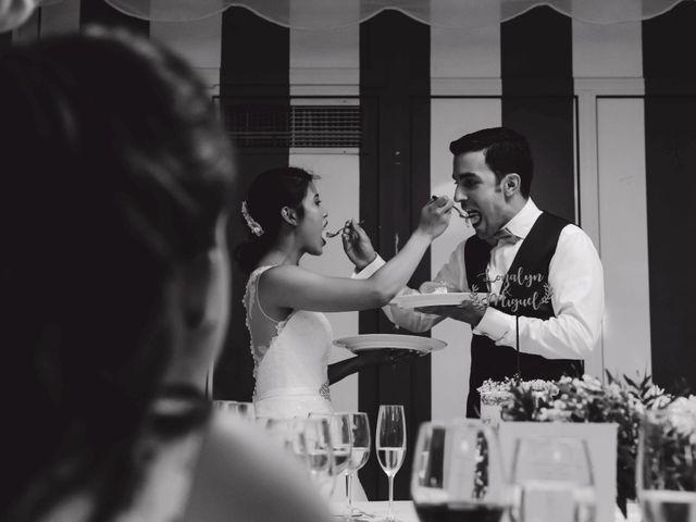La boda de Miguel y Lonalyn en Santander, Cantabria 25