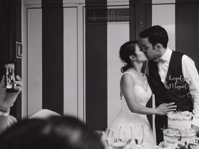La boda de Miguel y Lonalyn en Santander, Cantabria 26