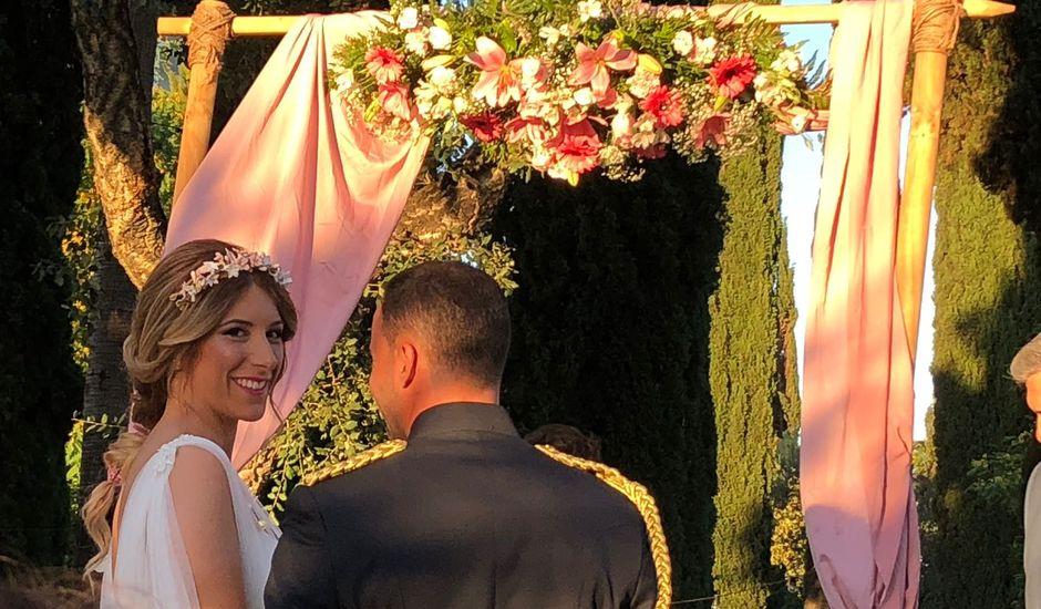 La boda de Fernando  y Beatriz  en Benacazon, Sevilla