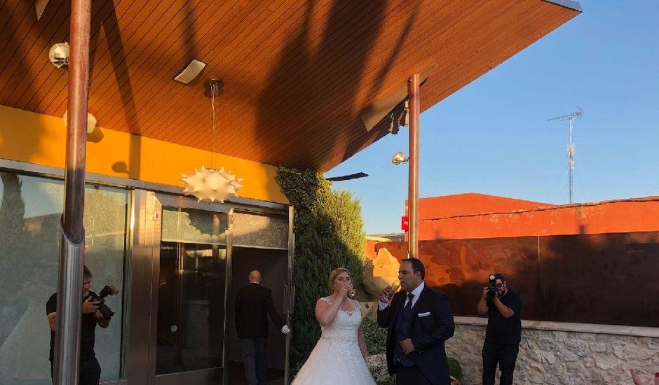 La boda de Pedro y Silvia en Valladolid, Valladolid