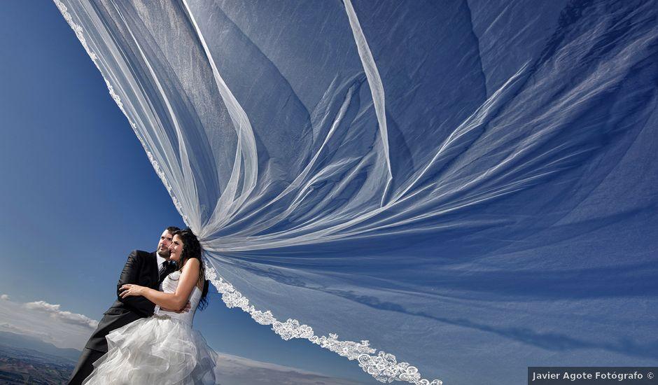 La boda de Iker y Soraya en Berantevilla, Álava