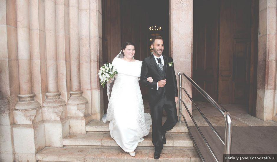 La boda de Enrique y Ana en Cangas De Onis, Asturias