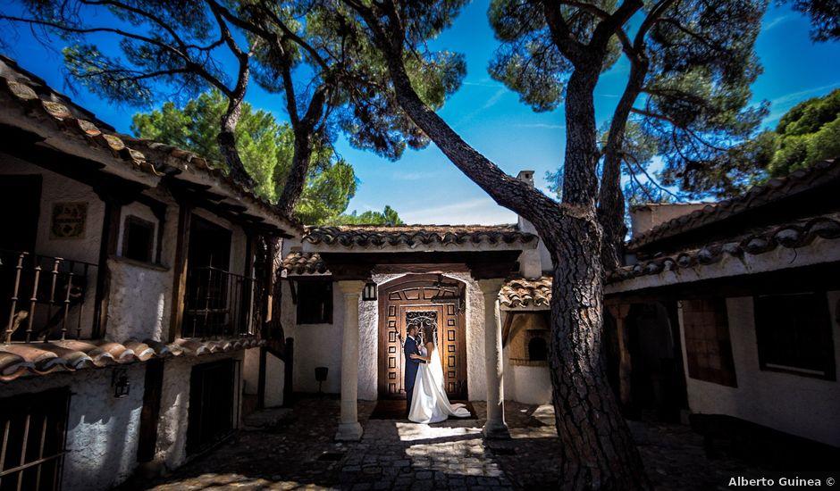 La boda de Borja y Eva en Madrid, Madrid