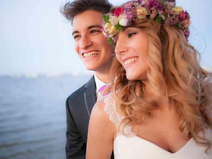 La boda de Ainoa y Fran