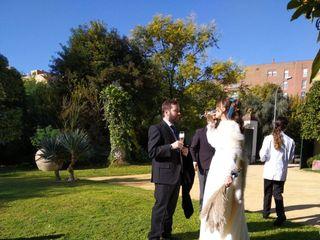La boda de Laura y Dan