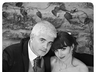 La boda de Lucia  y Teo