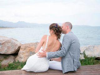 La boda de Rocio y Benjamin