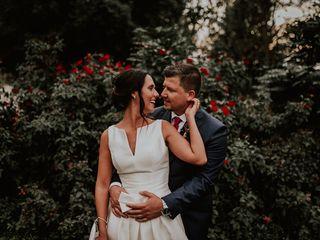 La boda de Arantxa y Marc