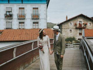 La boda de Irati y Alex 1
