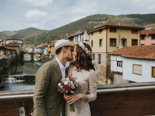 La boda de Irati y Alex