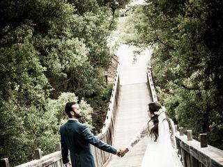 La boda de Andrea y Antonio
