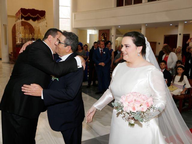 La boda de Miguel y Aurora en Utrera, Sevilla 13