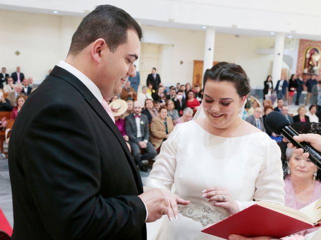 La boda de Miguel y Aurora en Utrera, Sevilla 14