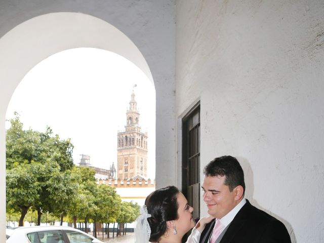 La boda de Miguel y Aurora en Utrera, Sevilla 22