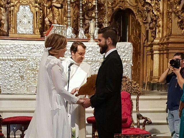 La boda de Antonio  y Lucía  en Sanlucar De Barrameda, Cádiz 1