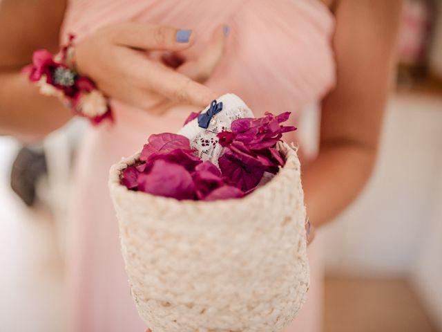 La boda de David y Laura en San Jose, Almería 44