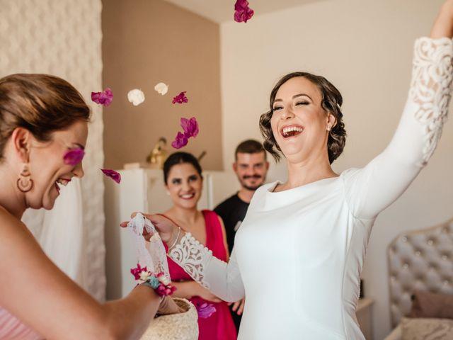 La boda de David y Laura en San Jose, Almería 2