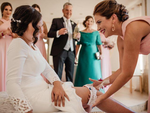 La boda de David y Laura en San Jose, Almería 58