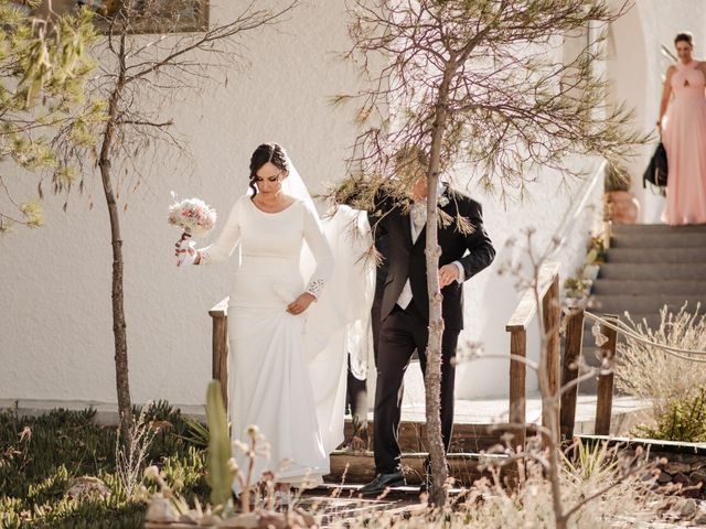 La boda de David y Laura en San Jose, Almería 62