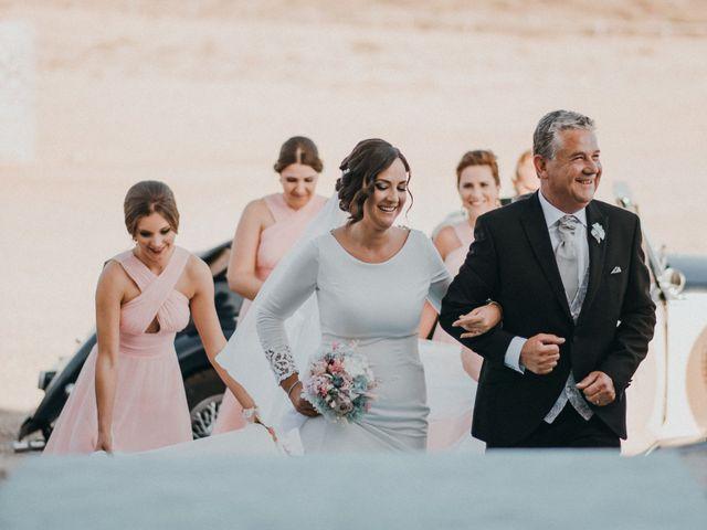 La boda de David y Laura en San Jose, Almería 66