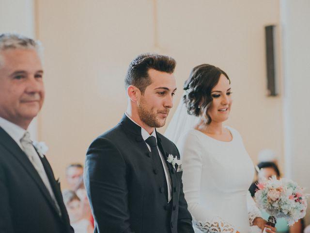 La boda de David y Laura en San Jose, Almería 69