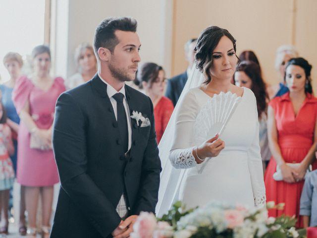 La boda de David y Laura en San Jose, Almería 73