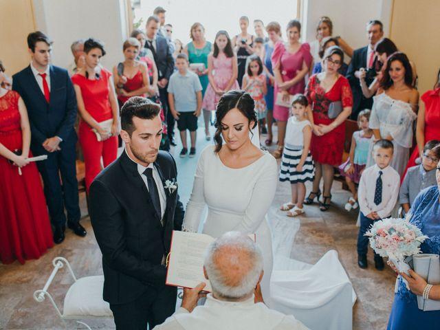 La boda de David y Laura en San Jose, Almería 74