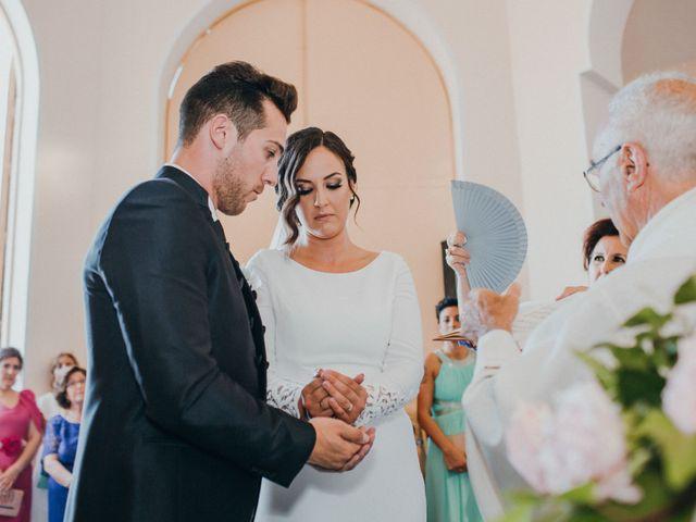 La boda de David y Laura en San Jose, Almería 80