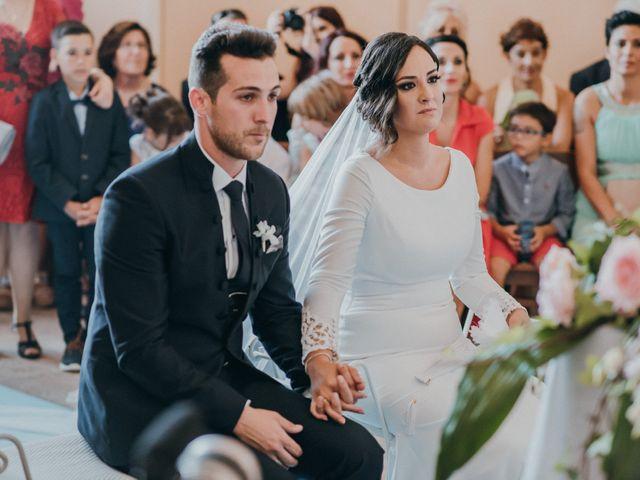La boda de David y Laura en San Jose, Almería 91