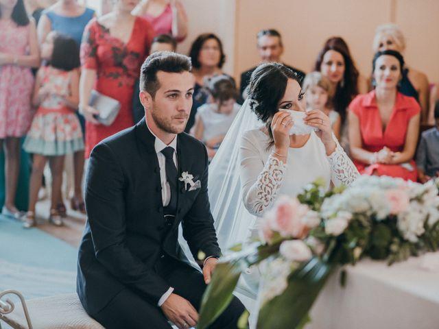 La boda de David y Laura en San Jose, Almería 92