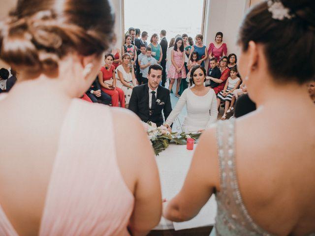 La boda de David y Laura en San Jose, Almería 94