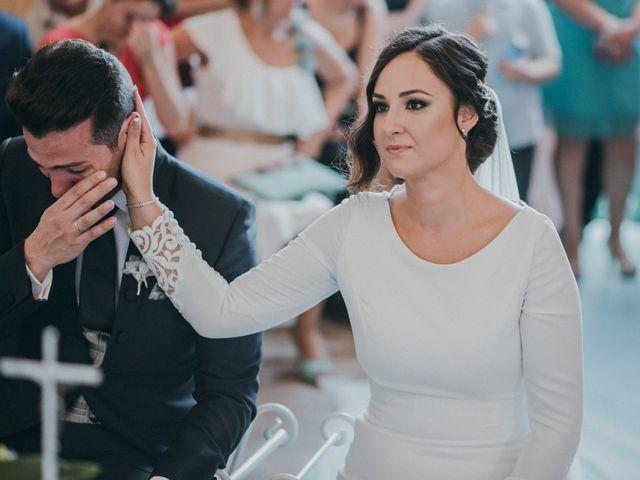 La boda de David y Laura en San Jose, Almería 96