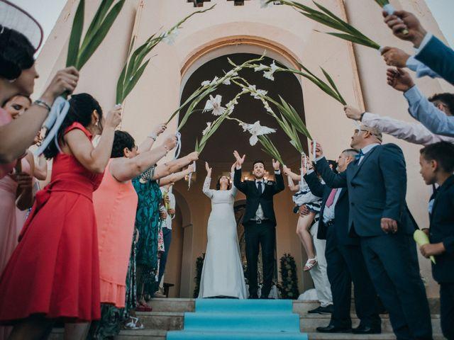 La boda de David y Laura en San Jose, Almería 101