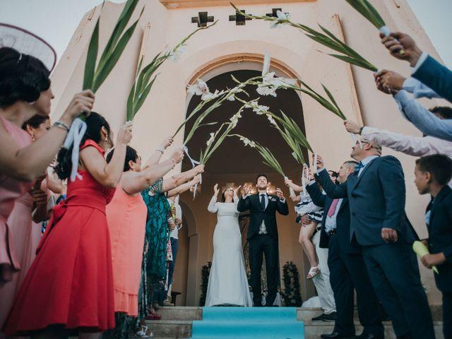 La boda de David y Laura en San Jose, Almería 102