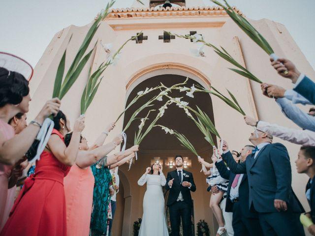 La boda de David y Laura en San Jose, Almería 103