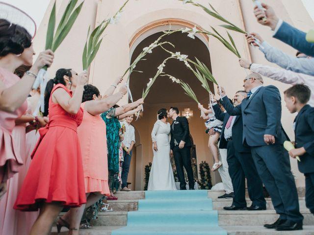 La boda de David y Laura en San Jose, Almería 104