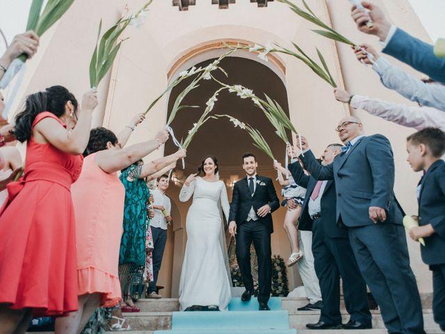 La boda de David y Laura en San Jose, Almería 105