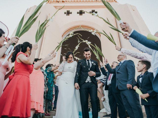 La boda de David y Laura en San Jose, Almería 106