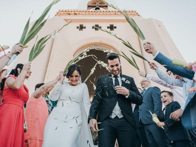 La boda de David y Laura en San Jose, Almería 107